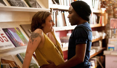 Lena_dunham_donald_glover_girls_season_2