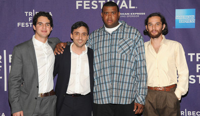 Lenny-cooke-director-benny-safdie-producer-adam-shopkorn-lenny-cooke-and-director-joshua-safdie