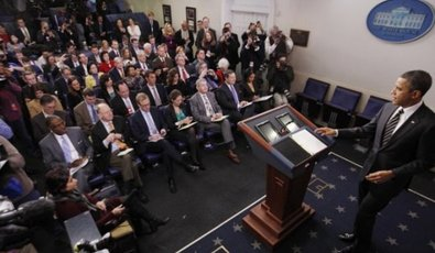 The-white-house-press-corps-preps-to-pepper-president-obama-with-questions-on-feb-5nbsp